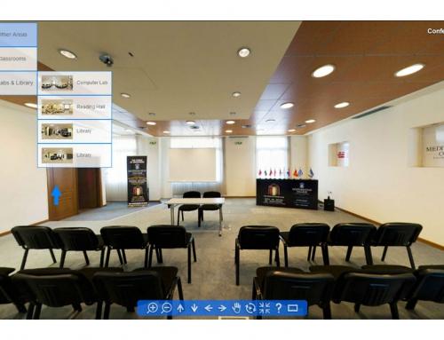 Εικονική Περιήγηση – Mediterranean College Θεσσαλονίκη