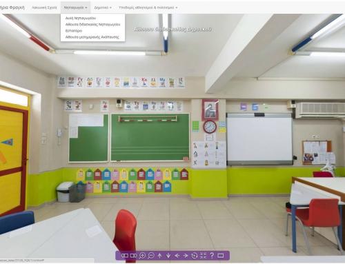 Εικονική περιήγηση – Λακωνική Σχολή Εκπαιδευτηρια Φραγκη