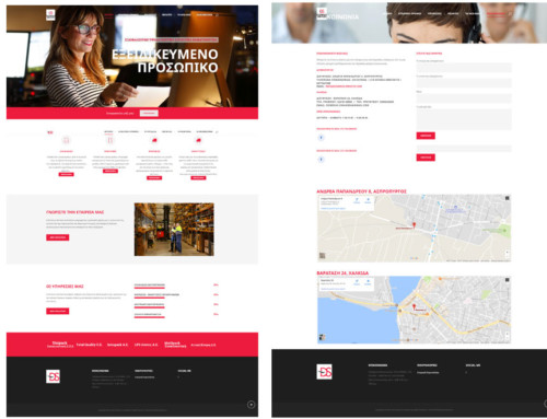 Κατασκευή dominus-services.gr