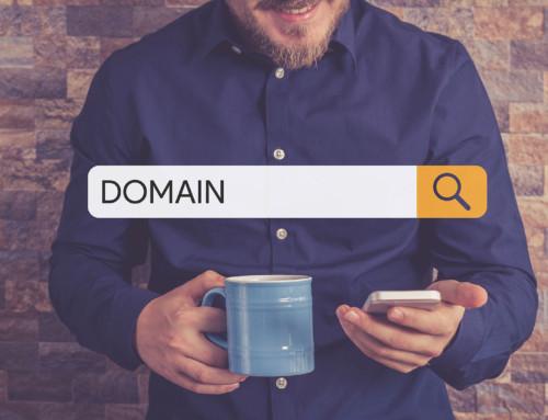Whois domain τι εμφανίζει για .eu και .com domain names