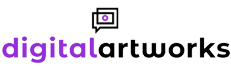 Digital Artworks Λογότυπο